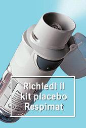Richiedi il kit placebo