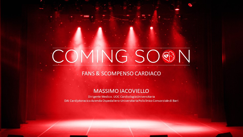 FANS & SCOMPENSO CARDIACO