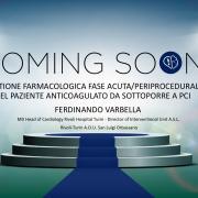 Gestione farmacologica fase acuta/periprocedurale del paziente anticoagulato da sottoporre a PCI